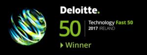 Deloitte Fast50 Winner 2017